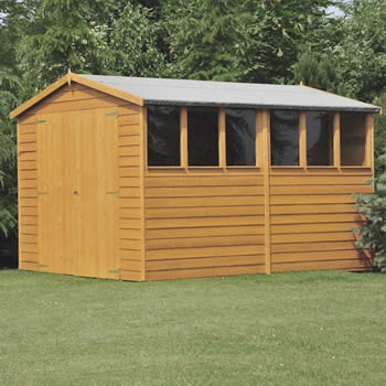 Shire Guernsey Shed 10x7