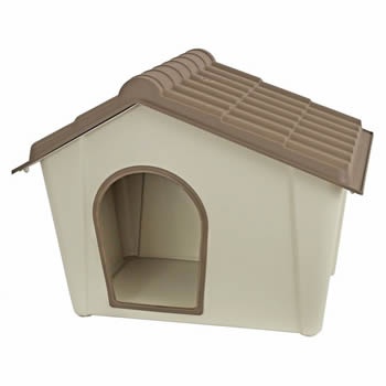 Shire Polypropylene Dog Shelter image
