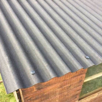 Watershed Roofing Kit (for 5x5ft sheds) image
