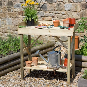 Zest Economy Potting Table image