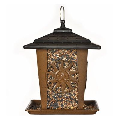 Perky-Pet Sun and Star Lantern Bird Feeder