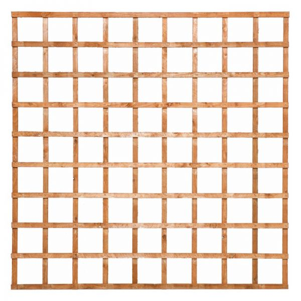 Rowlinson Heavy Duty Trellis Dip Treated 6ft x 6ft