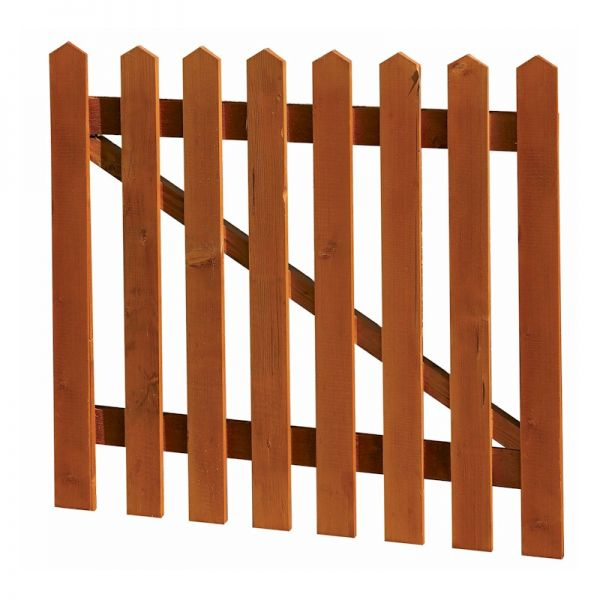 Rowlinson Picket Fence Gate 3ft x 3ft