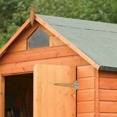 Rowlinson Security Shed 8x6
