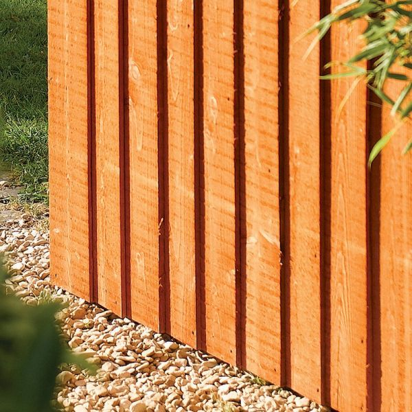 Rowlinson Vertical Board Gate Dip Treated 6ft x 3ft