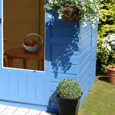 Shire Avance Summerhouse 5x7