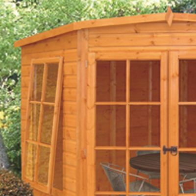 Shire Hampton Summerhouse 8x8