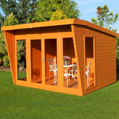 Shire Highclere Summerhouse 10x8