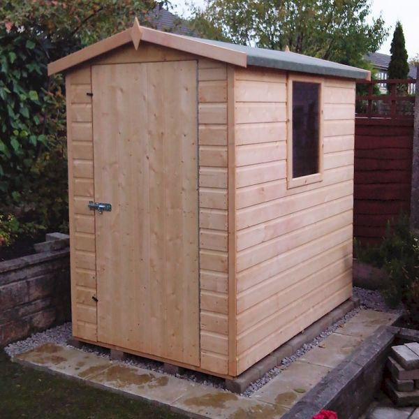 Shire Lewis Shed 6x4