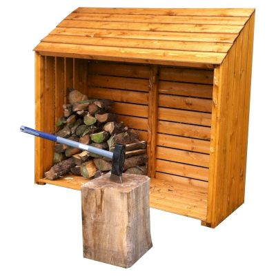 Shire Log Store 2x5