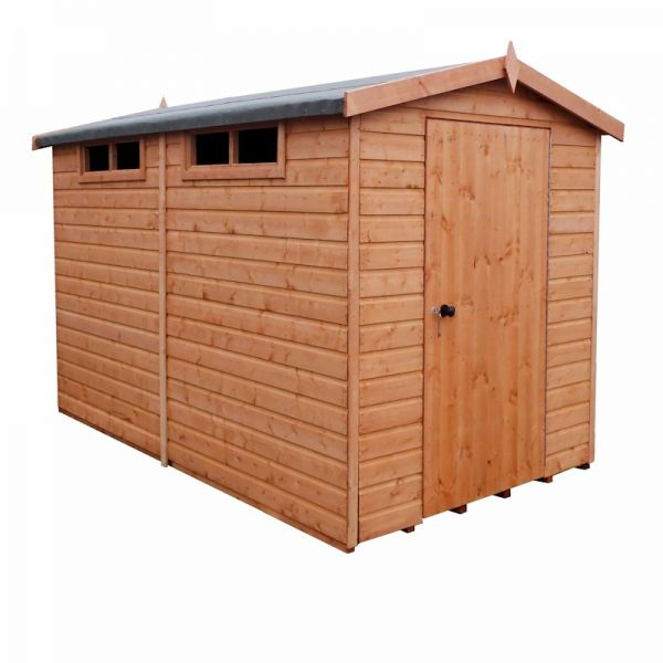 Shire Security Apex Shed 10x8