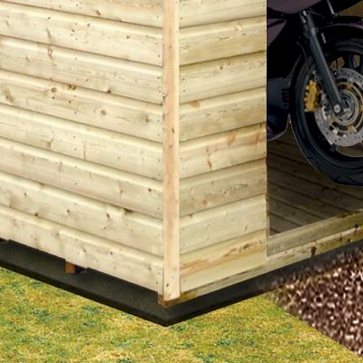 Shire Security Apex Shed 8x6