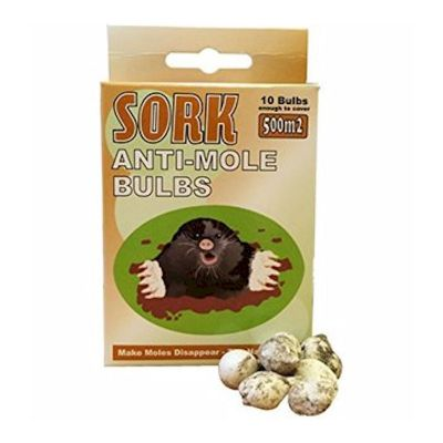 Sork Anti-Mole Bulb Pack