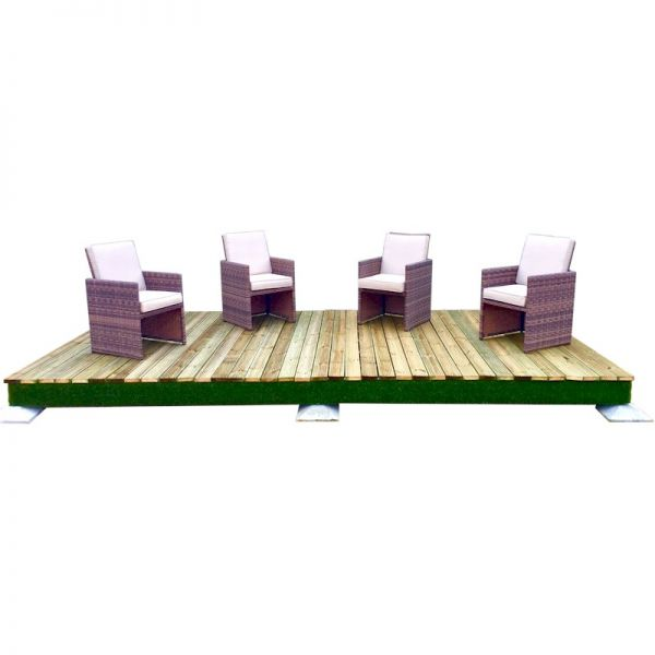 Swift Deck Complete Decking Kit 4.75m x 4.7m
