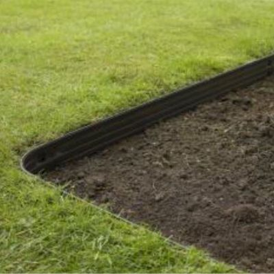 Swift Edge Garden Edging Black 12m Pack