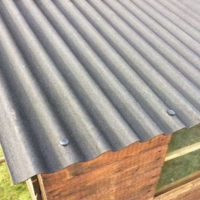 Watershed Roofing Kit (for 8x8ft sheds)