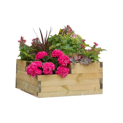 Zest 3-Tiered Raised Bed
