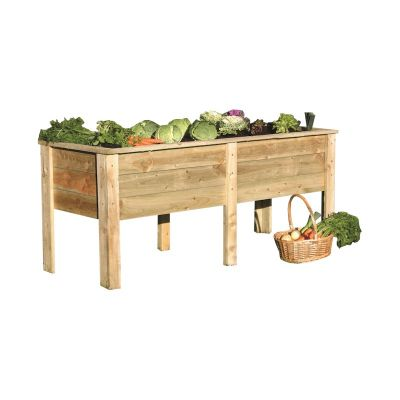 Zest Deep Root Planter 1.8m