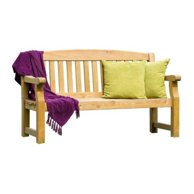 Zest Emily 3 Seater Bench