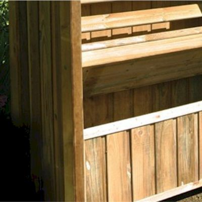 Zest Hampshire Arbour with Storage Box
